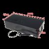 5600 mAh-s Slim külső akkumulátor, Power Bank, kulcstartó karikával (RM-056), pink