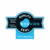 6db-os Savvies SU75 kristálytiszta fólia, Canon Digital Ixus 500 típusú fényképezőhöz