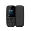 Nokia 105 (2019) kártyafüggetlen mobiltelefon, fekete
