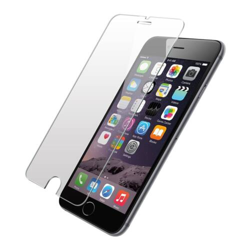 Ütésálló sík üvegfólia Huawei Y6S típusú telefonhoz