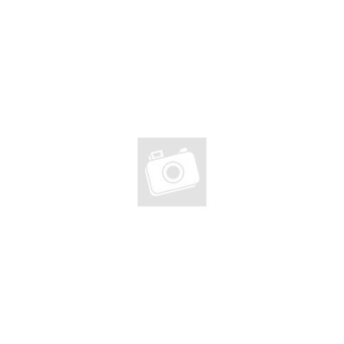 Samsung Galaxy A30 (A305), A50 (A505) típusú telefonhoz 5D hajlított ütésálló üvegfólia, fekete