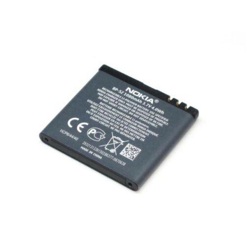 Gyári típusú akkumulátor Nokia 700 típusú készülékhez, 1080 mAh (BP-5Z)