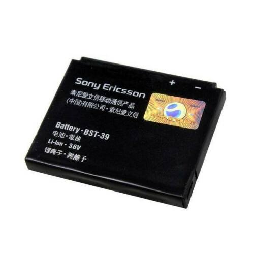 Gyári típusú akkumulátor Sony Ericsson Xperia W380, W910i típusú készülékhez, 920 mAh (BST-39)