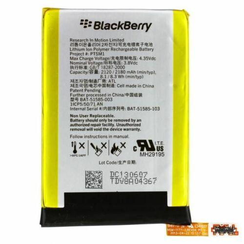 Gyári típusú akkumulátor Blackberry Q5 típusú készülékhez, 2180 mAh (BAT51585-003)