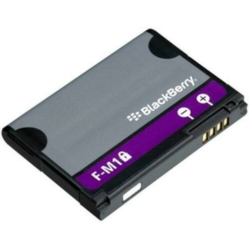 Gyári típusú akkumulátor Blackberry 9100 típusú készülékhez, 1150 mAh (F-M1)