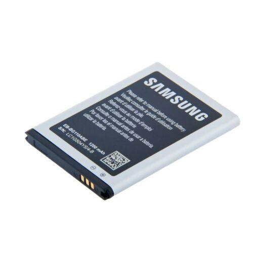 Gyári típusú akkumulátor Samsung Galaxy Pocket 2 (G110) típusú készülékhez, 1250 mAh (EBBG110ABE)