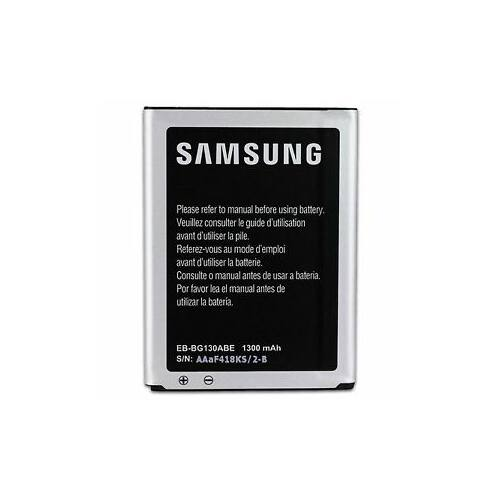 Gyári típusú akkumulátor Samsung Galaxy Young 2, Young 2 Duos (G130) típusú készülékhez, 1300 mAh (EBBG130ABE)