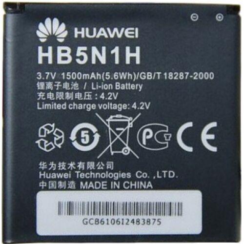 Gyári típusú akkumulátor Huawei Ascend G300, Y330 típusú készülékhez, 1500 mAh (HB5N1H)