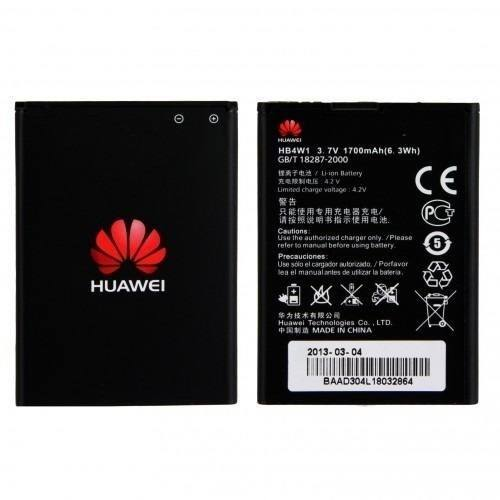 Gyári típusú akkumulátor Huawei Ascend G510 típusú készülékhez, 1700 mAh (HB4W1)