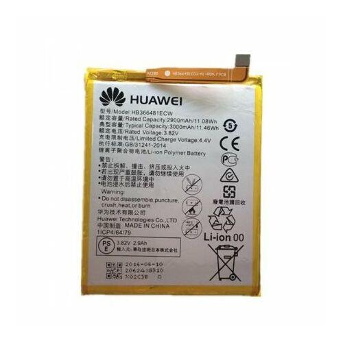 Gyári típusú akkumulátor Huawei Y6 (2018), Y7 (2018), P9, P9 Lite, P8 lite (2017), P9 lite (2017), P10 lite, P20 lite, P Smart, Honor 7 Lite, Honor 8 típusú készülékhez, 2900 mAh (HB366481ECW)