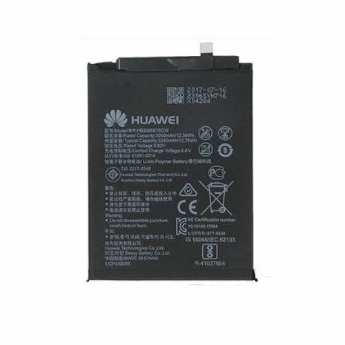 Gyári, eredeti akkumulátor Huawei Mate 10 Lite (RNE-L01), P30 Lite (MAR-LX1A) típusú készülékhez, 3340 mAh (HB356687ECW)