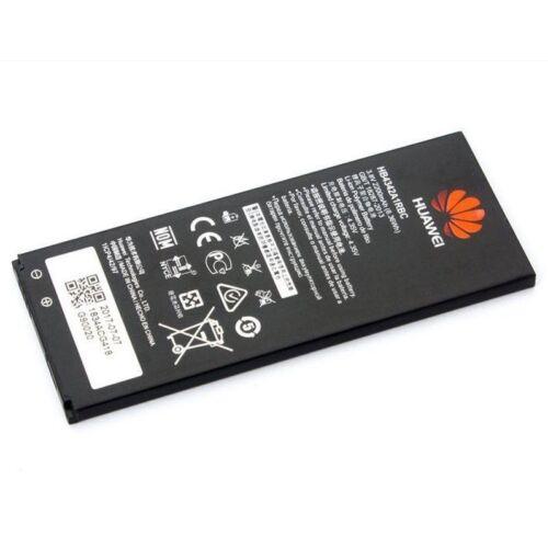 Gyári típusú akkumulátor Huawei Y6, Y5 2, Honor 4A típusú készülékhez, 2200 mAh (HB4342A1RBC)