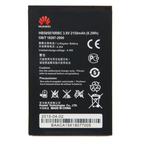 Gyári típusú akkumulátor Huawei Ascend Y3 2, G700 típusú készülékhez, 2150 mAh (HB505076RBC)