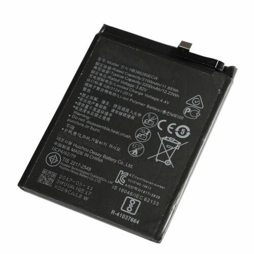 Gyári típusú akkumulátor Huawei P10 típusú készülékhez, 3200 mAh (HB386280ECW)