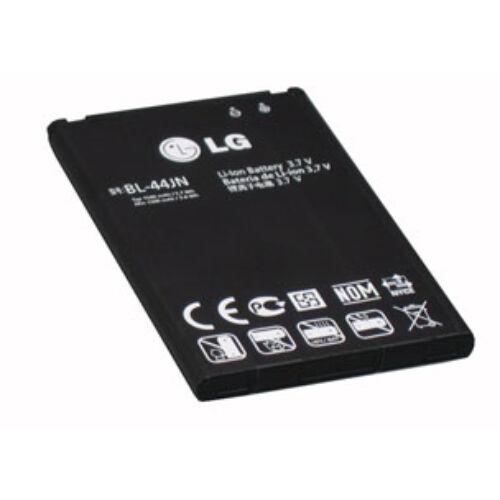 Gyári típusú akkumulátor LG Optimus Black (P970), L3 (E400), L5 (E610) típusú készülékhez, 1540 mAh (BL-44JN)