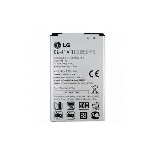 Gyári típusú akkumulátor LG F60 típusú készülékhez, 2100mAh (BL-41A1H)
