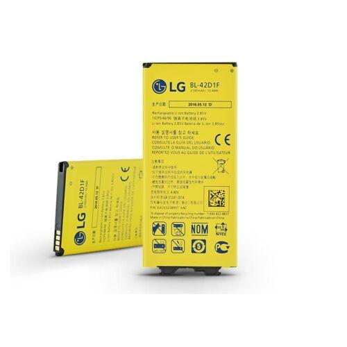 Gyári típusú akkumulátor LG G5, (H850) típusú készülékhez, 2800mAh (BL-42D1F)