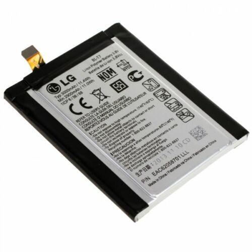 Gyári típusú akkumulátor LG G2 (D802) típusú készülékhez, 3000 mAh (BL-T7)