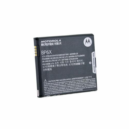 Gyári típusú akkumulátor Motorola A853, Milestone típusú készülékhez, 1420 mAh (BP6X)