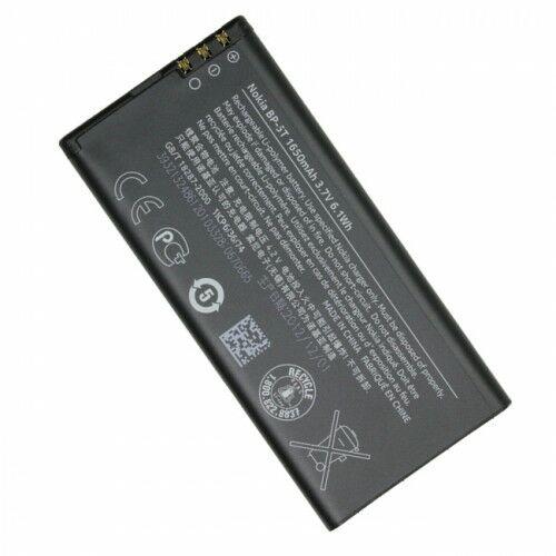 Gyári típusú akkumulátor Nokia Lumia 820, 825 típusú készülékhez, 1650 mAh (BP-5T)