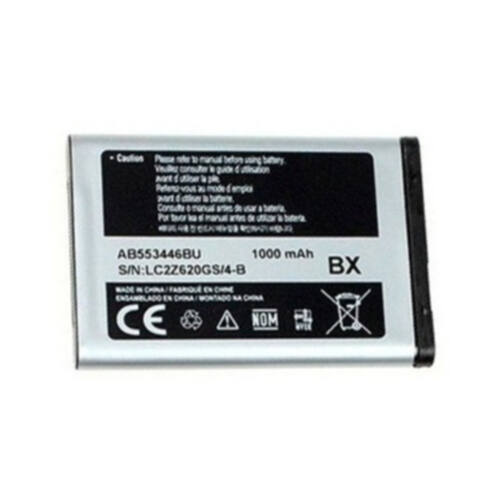 Gyári típusú akkumulátor Samsung B3410, S5620, Corby, S3650, Star 2, S5260, Monte típusú készülékhez, 1000 mAh (AB463651BV)