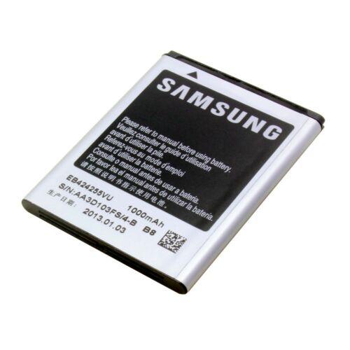 Gyári típusú akkumulátor Samsung Corby 2 típusú készülékhez, 1000 mAh (EB424255VU)