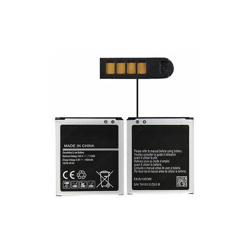Gyári típusú akkumulátor Samsung Galaxy J1 (J100) típusú készülékhez, 1850 mAh (EBBJ100CBE)