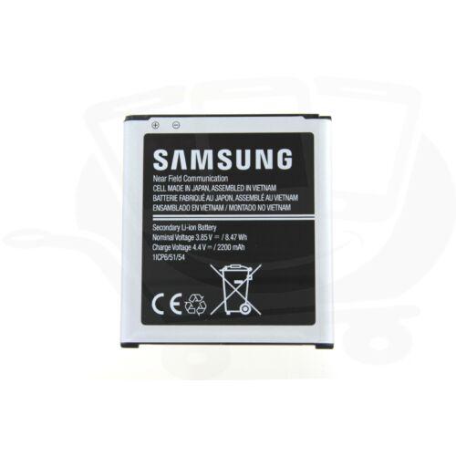 Gyári típusú akkumulátor Samsung Galaxy Xcover 3 (G388) típusú készülékhez, 2200 mAh (EBBG388BBE)