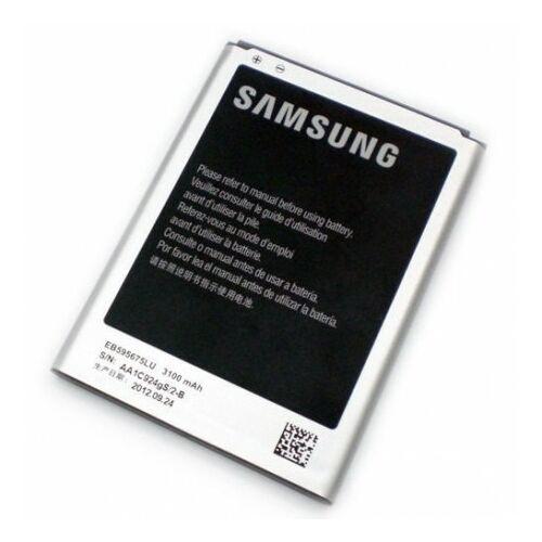 Gyári típusú akkumulátor Samsung Galaxy Note 2 (N7100) típusú készülékhez, 3100 mAh (EB595675LU)