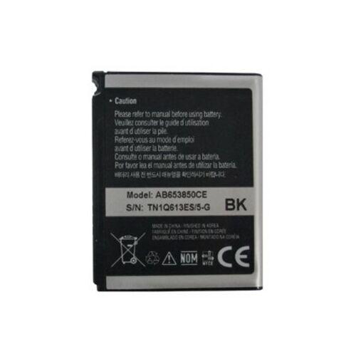 Gyári típusú akkumulátor Samsung Omnia (i900) típusú készülékhez, 1500 mAh (AB653850CE, AB653850XU)