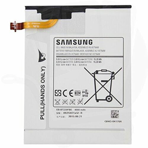 Gyári típusú akkumulátor Samsung Galaxy Tab 4 7.0 (T230) típusú készülékhez, 4000 mAh (EBBT230FBE)