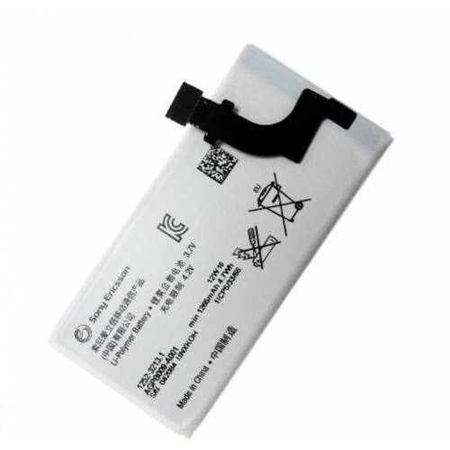 Gyári típusú akkumulátor Sony Xperia P (LT22) típusú készülékhez, 1265 mAh (1255-9147, AGPB009-A001)