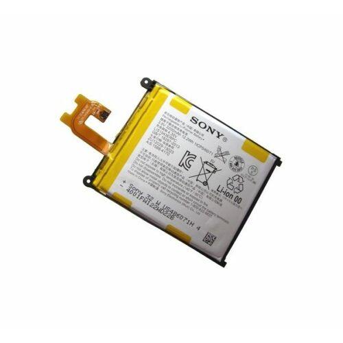 Gyári típusú akkumulátor Sony Xperia Z2 (D6502, D6503, D6543) típusú készülékhez, 3200 mAh (1277-3687, LIS1543ERPC)
