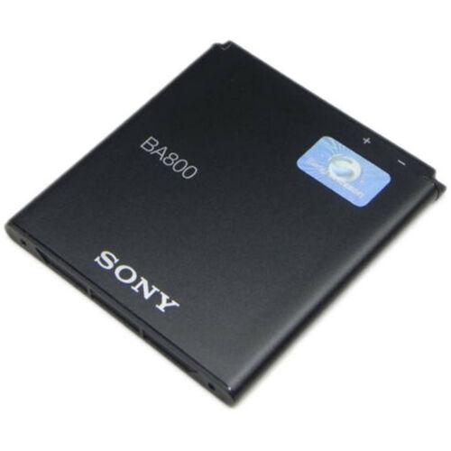 Gyári típusú akkumulátor Sony Xperia V (LT25i) típusú készülékhez, 1750 mAh (BA800)