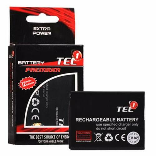 Tel1 utángyártott akkumulátor LG L65 (D280), L70 (D320), Spirit, C70 típusú készülékhez, 2200 mAh (BL-52UH)