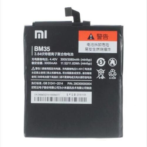 Gyári típusú akkumulátor Xiaomi Mi 4c, gyári típusúakkumulátor, 3000 mAh (BM35)