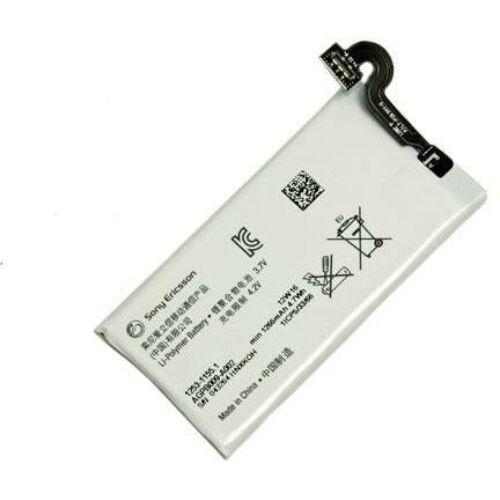 Gyári típusú akkumulátor Sony Xperia Sola (MT27) típusú készülékhez, 1265 mAh (1253-1155, AGPB009-A002)