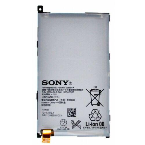 Gyári típusú akkumulátor Sony Xperia Z1 Compact (D5503) típusú készülékhez, 2300 mAh (1274-3419, LIS1529ERPC)