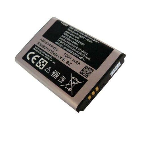 Gyári típusú akkumulátor Samsung B2100, C3310 típusú készülékhez, 800 mAh (AB553446BU)