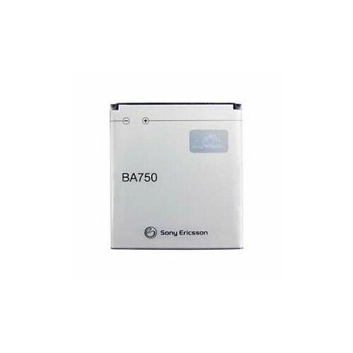 Gyári típusú akkumulátor Sony Ericsson Xperia Arc X12 típusú készülékhez, 1500 mAh (BA750)