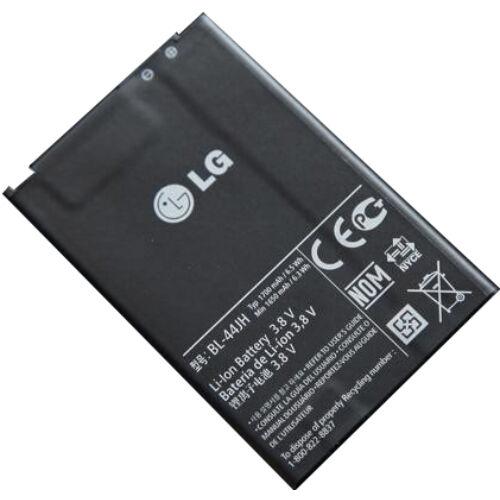 Gyári típusú akkumulátor LG Optimus L7 (P705) típusú készülékhez, 1540 mAh (BL-44JH)