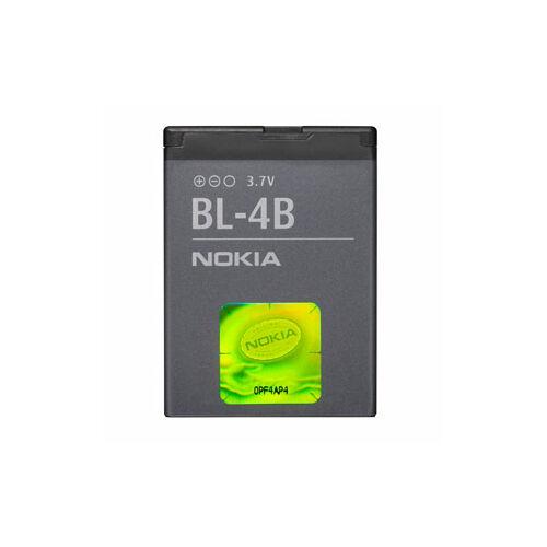 Gyári típusú akkumulátor Nokia 2630, 2760, 7370, N76 típusú készülékhez, 700 mAh (BL-4B)