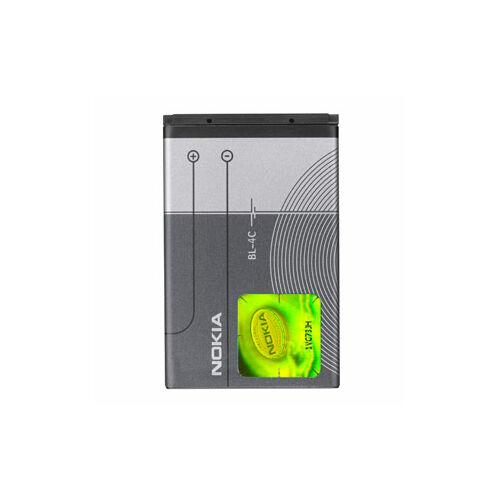 Gyári típusú akkumulátor Nokia 1661, 2220 Slide, 6260, 7270 típusú készülékhez, 890 mAh (BL-4C)