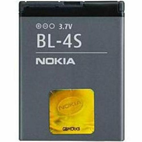 Gyári típusú akkumulátor Nokia 2680s, 3600s, 7610 típusú készülékhez, 860 mAh (BL-4S)