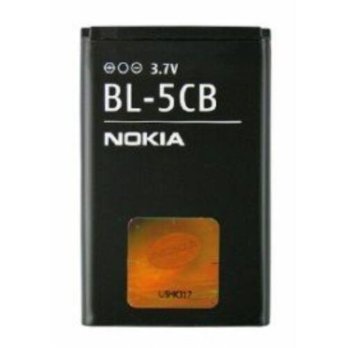 Gyári típusú akkumulátor Nokia 100, 1208, 203, 2330, 3110 típusú készülékhez, 700 mAh (BL-5CB)