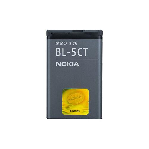 Gyári típusú akkumulátor Nokia 5220, 6303, 6730, C5 típusú készülékhez, 1420 mAh (BL-5CT)