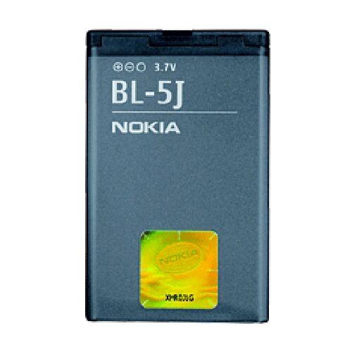 Gyári típusú akkumulátor Nokia 5230, 5800, X6 típusú készülékhez, 1430 mAh (BL-5J)