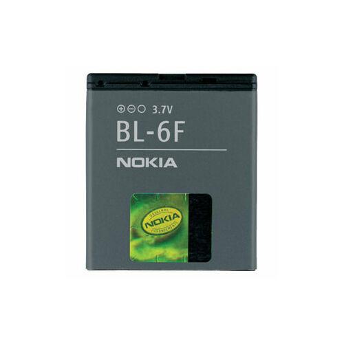 Gyári típusú akkumulátor Nokia N95 8GB, N78, N79 típusú készülékhez, 1200 mAh (BL-6F)
