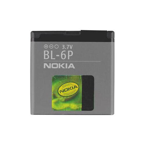Gyári típusú akkumulátor Nokia 6500, 6500C, 7900 típusú készülékhez, 830 mAh (BL-6P)