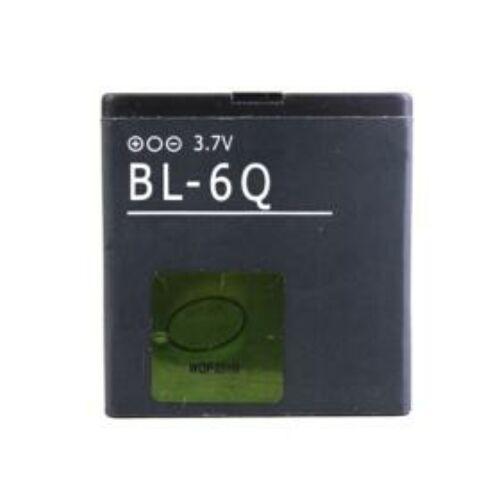 Gyári típusú akkumulátor Nokia 6700 Classic típusú készülékhez, 970 mAh (BL-6Q)